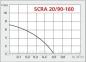 Насос для повышения давления Speroni SCRA 20-90-160 0