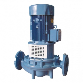 Насос циркуляционный типа in-line Mas Daf INM 40-125 | 0,37 | сухой ротор