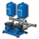 станция повышения давления  PRESS-SYSTEM RX 4-5 Х2+INV/EASY M/T