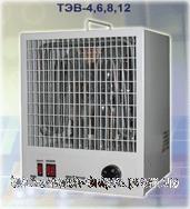 Тепловентиляторы для помещений ТЭВ 4кВт