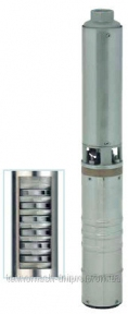 Насосы для скважин  SPERONI SPM 200-06
