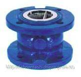 Клапан обратный подпружиненный фланцевый GS Dy125 тип 04