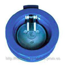 Клапан обратный межфланцевый подпружиненый GS Dy100 тип 03