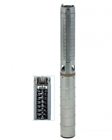 насос для скважины нежавеющий Speroni SXM40-13