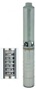 насос для скважины Speroni SPT 400-11