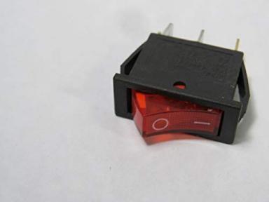 клавиша одинарная с подсветкой KCD 8-211