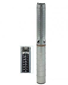 насос нержавеющий для скважины Speroni SXM 40-40