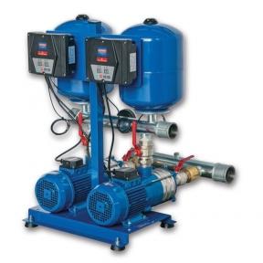 Станция повышения давления  PRESS-SYSTEM RX 10-4Х2 + INV/EASY M/T